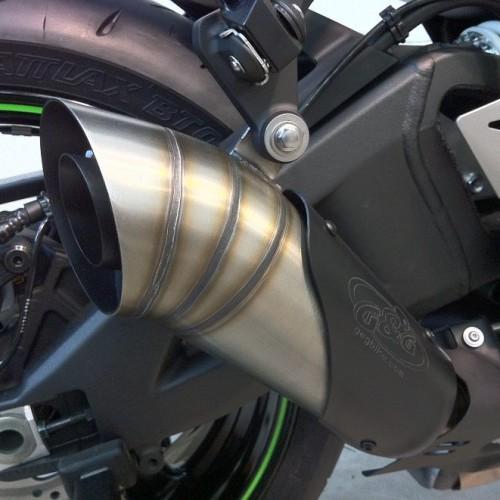Silencieux G&G GP 2011 - ZX10 R - Kawasaki