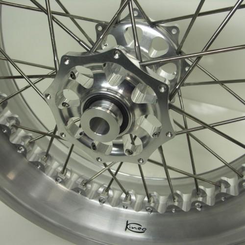 Jantes Kinéo à rayons - Monster 696 - Ducati