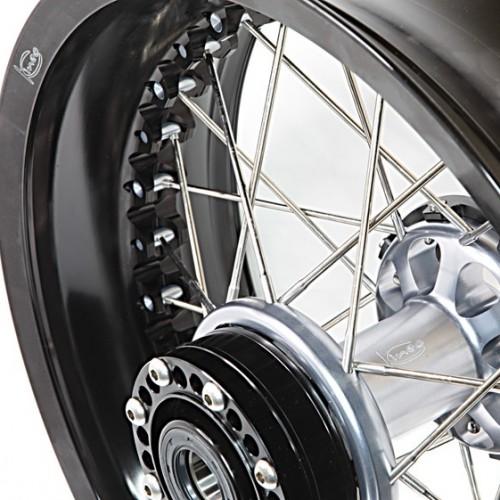 Jantes Kinéo à rayons - Hypermotard 1100 - Ducati