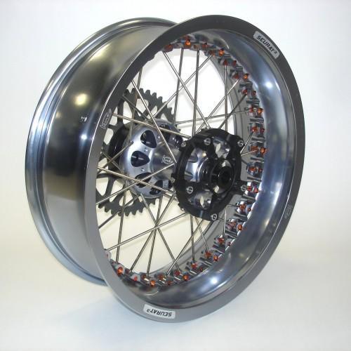 Jantes Kinéo à rayons - Hypermotard 796 - Ducati