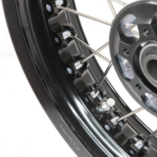 Jantes Kinéo à rayons - Stelvio 1200 4V ABS - Moto Guzzi