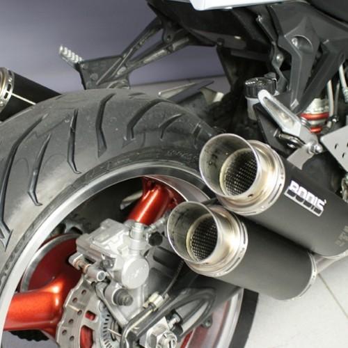 Silencieux Bodis GPX2 2007-09 - Z 1000 - Kawasaki