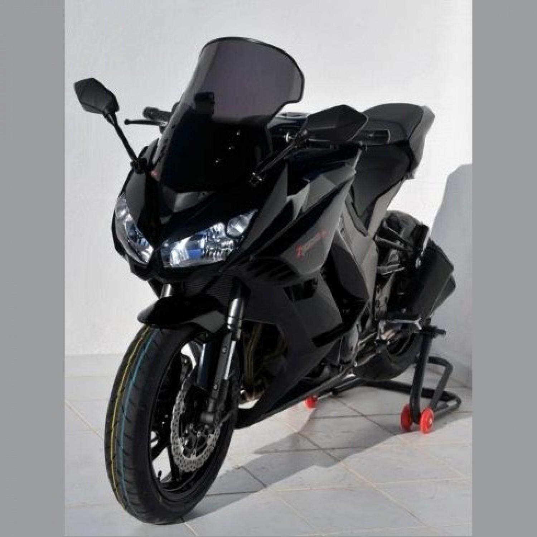 bulle ermax haute protection 8cm 2011 12 z 1000 sx kawasaki krax moto. Black Bedroom Furniture Sets. Home Design Ideas