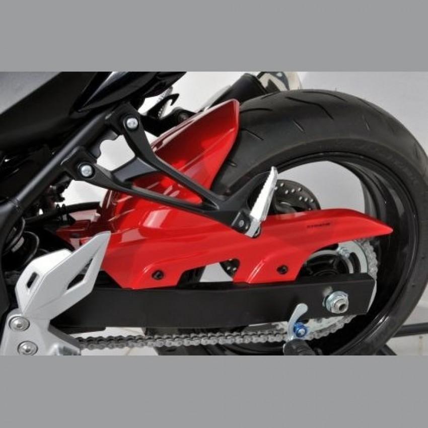 garde boue arri re ermax gsr 750 suzuki krax moto. Black Bedroom Furniture Sets. Home Design Ideas