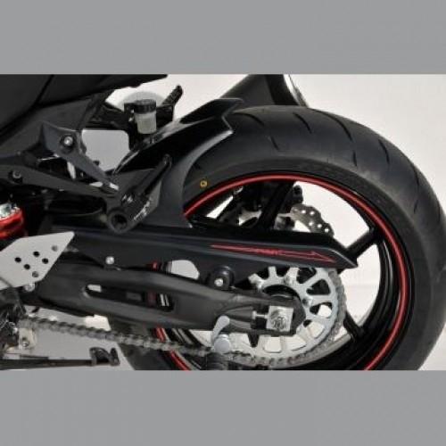 outlet store sale top design top fashion Garde boue arrière Ermax - Z750 R - Kawasaki