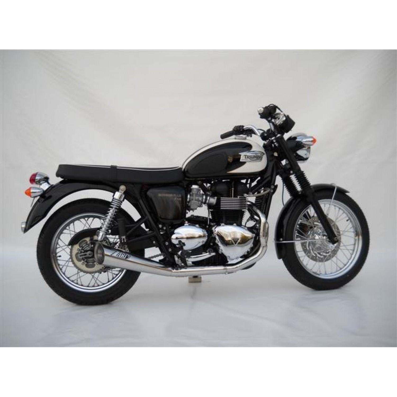 ligne zard sport 2005 07 thruxton triumph krax moto. Black Bedroom Furniture Sets. Home Design Ideas