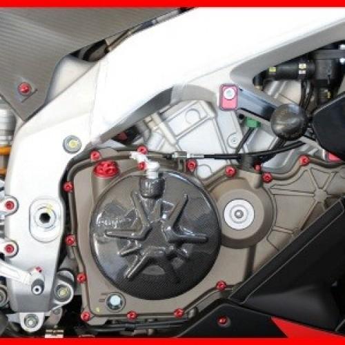 Kit visserie moteur Evotech - Streetfighter - Ducati