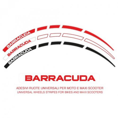Liserets de jante Barracuda