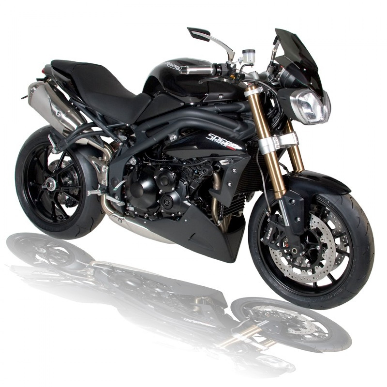 saute vent barracuda speed triple 2011 triumph krax moto. Black Bedroom Furniture Sets. Home Design Ideas