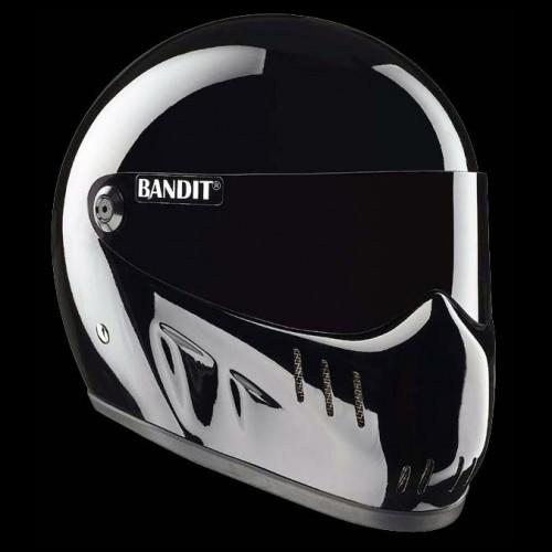 Casque Bandit XXR noir brillant
