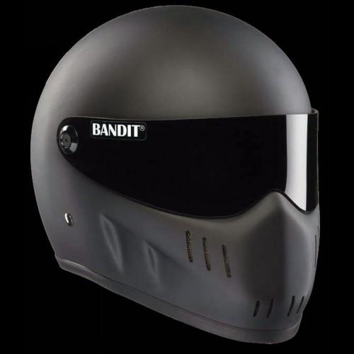 Casque Bandit XXR noir mat