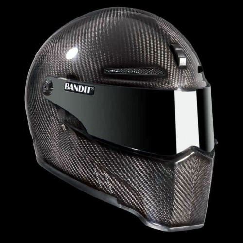 casque bandit alien ii carbone krax moto. Black Bedroom Furniture Sets. Home Design Ideas