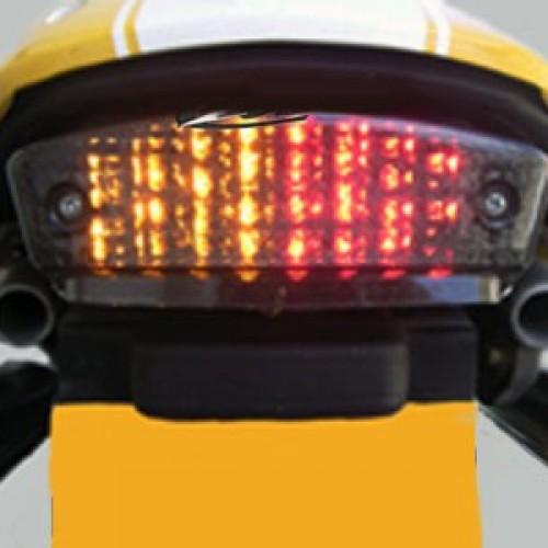 Feu avec clignos integrés - Monster 600/900 - Ducati