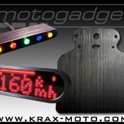 Compteur digital Motogadget Motoscope Mini - Kit complet