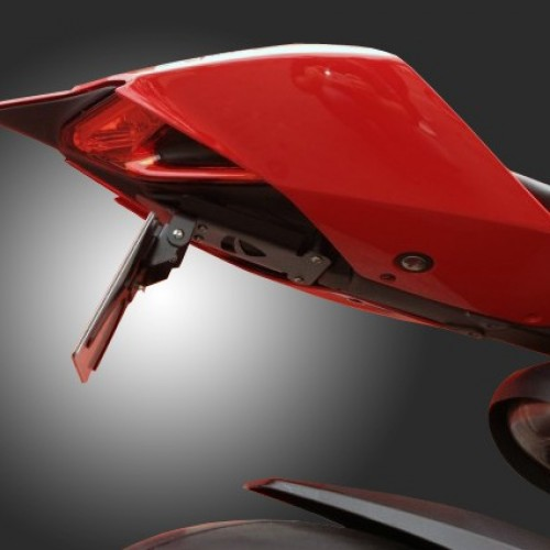 Support de plaque Titan - Panigale - Ducati