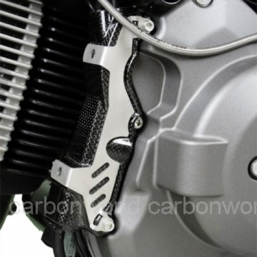 Passe-câbles carbone - Hypermotard 796-1100 - Ducati
