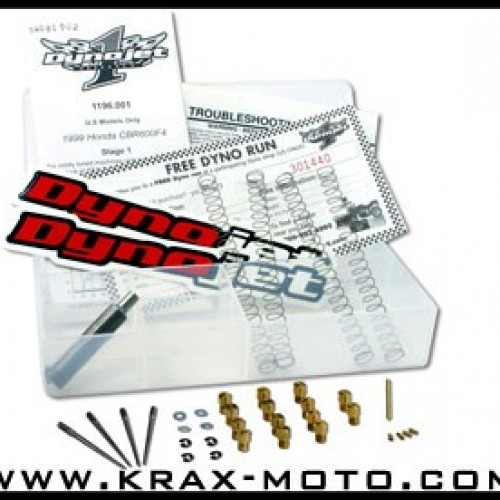 Kit Dynojet Stage 1ou3 2001+ - Bandit 1200 - Suzuki