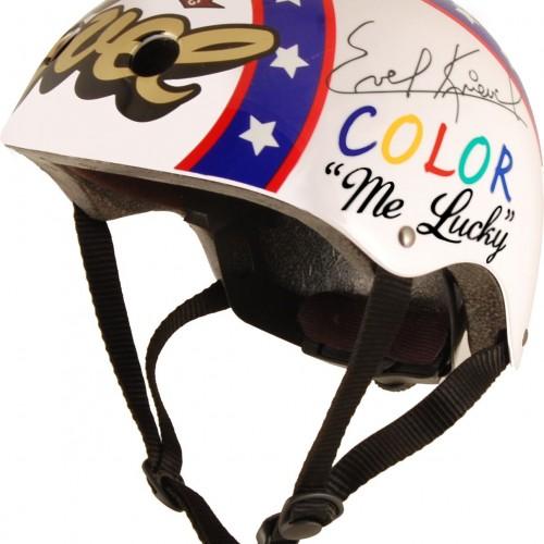Casque Kiddimoto Evel Knievel