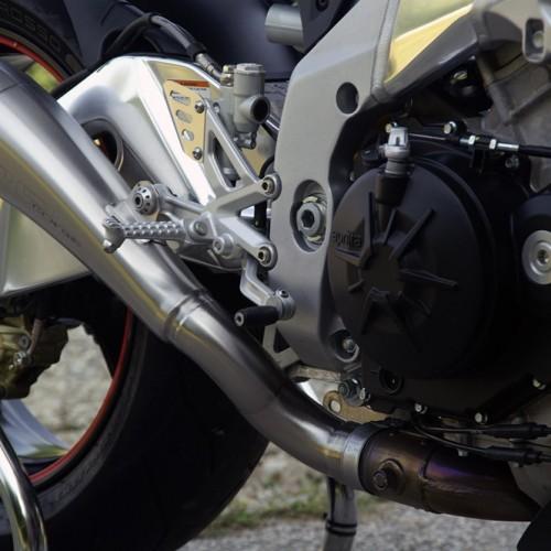 Silencieux HP Corse Hydroform - Tuono V4 R - Aprilia