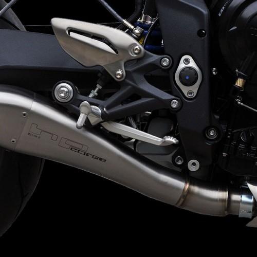 Silencieux HP Corse Hydroform 2013+ - Street Triple 675 - Triumph