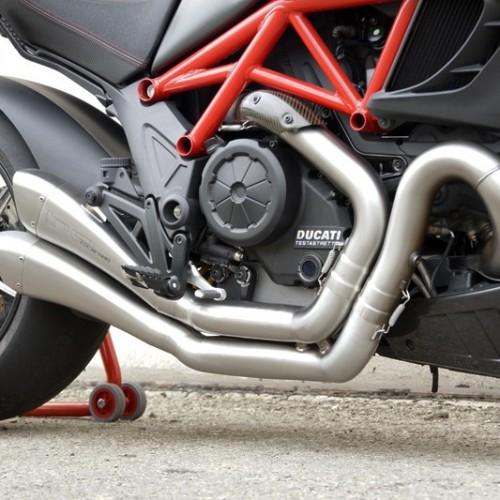 Silencieux HP Corse Hydroform Racing - Diavel - Ducati