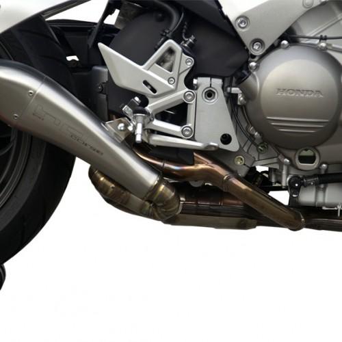 Silencieux HP Corse Hydroform - Crossrunner - Honda