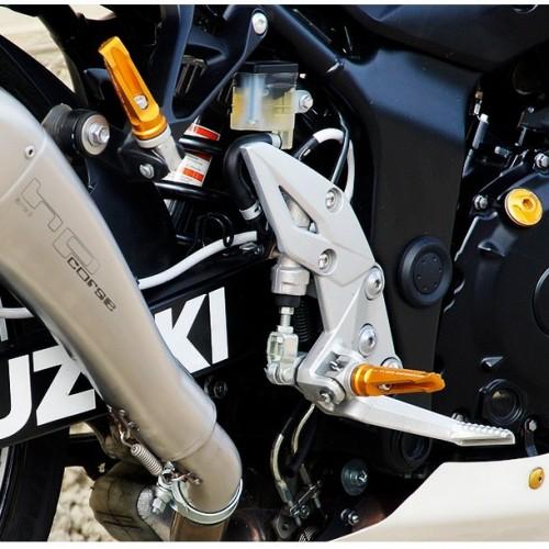 Silencieux HP Corse Hydroform - GSR 750 - Suzuki