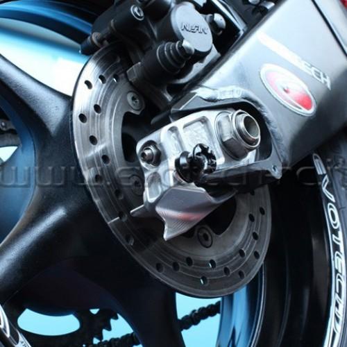 Kit démotage de roue rapide Evotech 06-12 - R6 - Yamaha