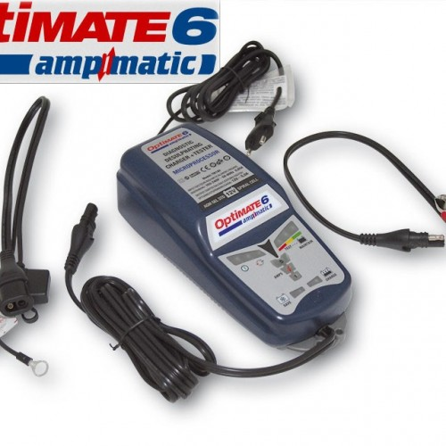Chargeur de batterie Optimate 6 Ampmatic