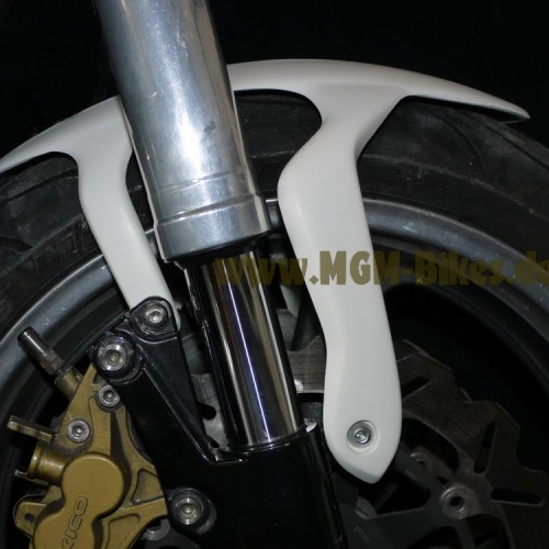 Garde boue MGM Bikes 1991 - GSXR 750-1100 - Suzuki