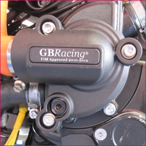 Protege pompe à eau GB Racing - Streetfighter - Ducati