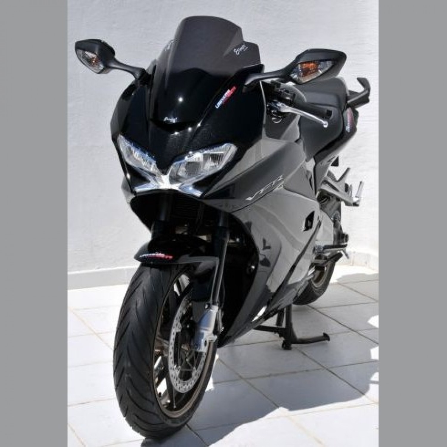 bulle ermax a romax 2014 vfr 800 honda krax moto. Black Bedroom Furniture Sets. Home Design Ideas