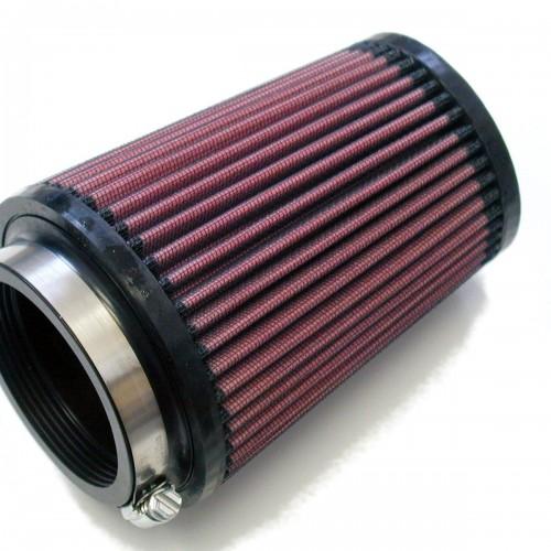 Filtre à air K&N individuel diamètre entrée 50 à 57mm
