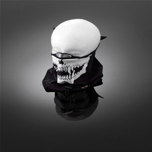 "Face mask coton ""Skull"""