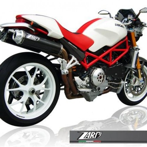 Ligne Zard homologuée 2007 - S4R Testastretta - Ducati