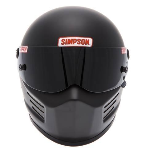 Casque Simpson Bandit noir mat