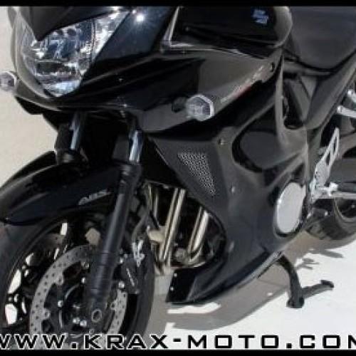 Bas de carénages Ermax 2007-2008 - Bandit 650 1250 - Suzuki