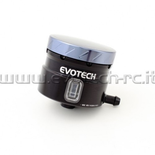 Bocal Alu Evotech frein avant sortie horizontale - RT05