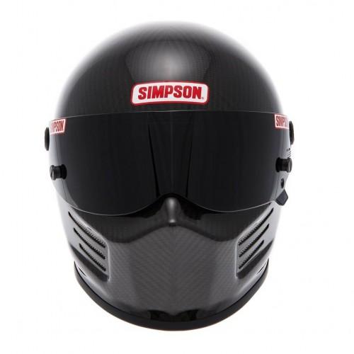 Casque Simpson Bandit carbone