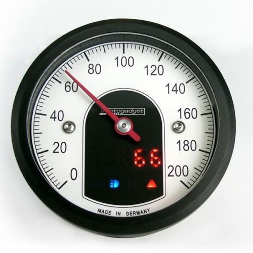 Compteur Motogadget Motoscope Tiny+m-Tri - Bonneville T100/SE- Triumph