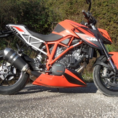 Sabot moteur JMV Concept - Superduke 1290R - KTM