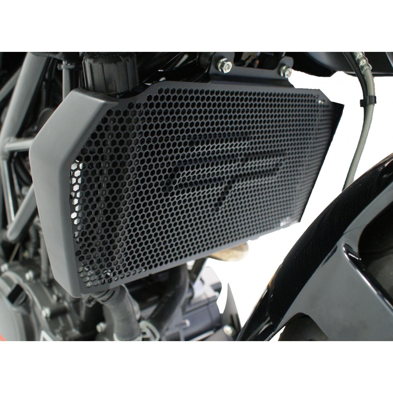 grille de protection evotech performance duke 390 ktm. Black Bedroom Furniture Sets. Home Design Ideas