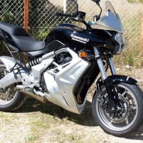 Bas de carénage JMV Concept 2007-09 - Versys 650 - Kawasaki