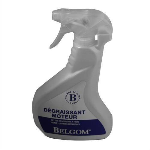 Belgom Dégraissant moteur spray 500ml