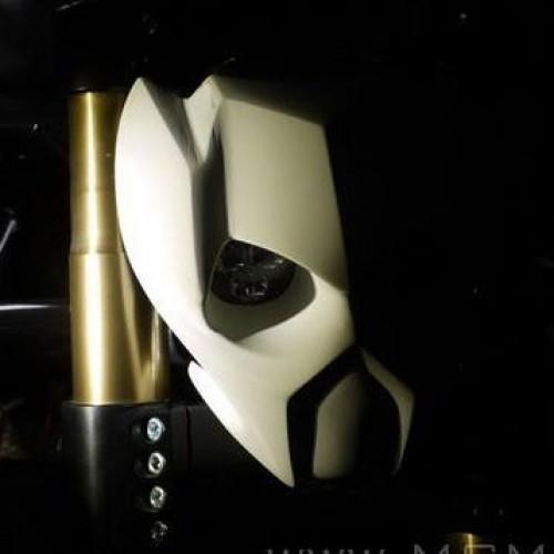 Tête de fourche MGM Bikes LM 680 Devil Eyes à leds