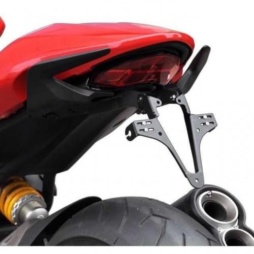 Support de plaque Highsider - Monster 821 - Ducati