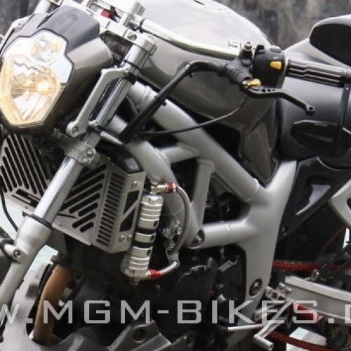 Vase d'expansion alu MGM Bikes