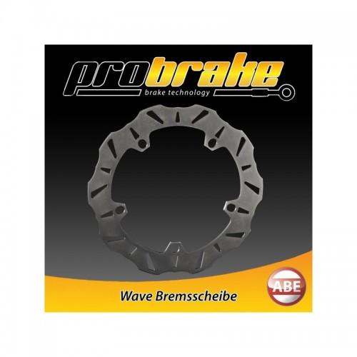 Disque de Frein AR Wave ZX-6R 09- Pro Brake