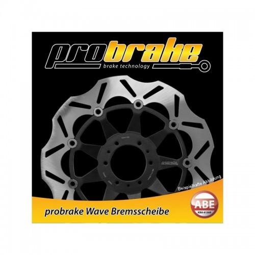 Disque de frein AV Wave 320mm Speed Triple 955 i 02-05 Pro Brake