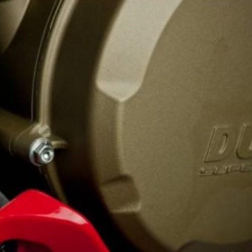 Kit bouchon commandes reculées CNC Racing - Panigale 1199 - Ducati